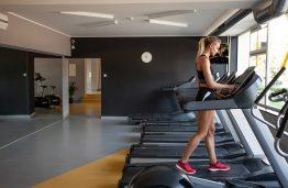 Į KTU Sporto ir sveikatingumo centro erdves – tik su Galimybių pasu